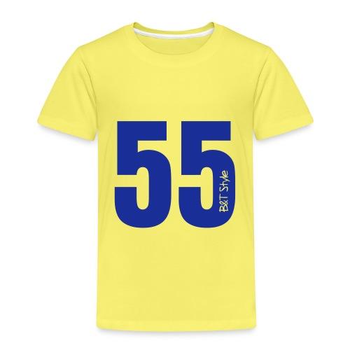 Bulldozer 55 - Maglietta Premium per bambini