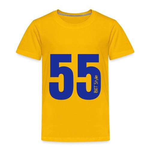 Bulldozer 55 - Kids' Premium T-Shirt