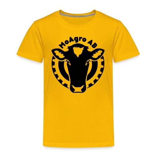 MoAgroABsvart - Premium-T-shirt barn