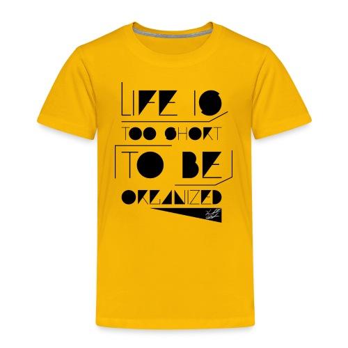 organized03 - Kids' Premium T-Shirt