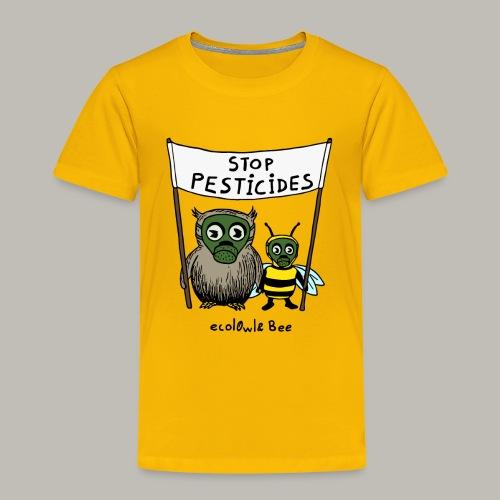 ecolOwl & Bee color - T-shirt Premium Enfant