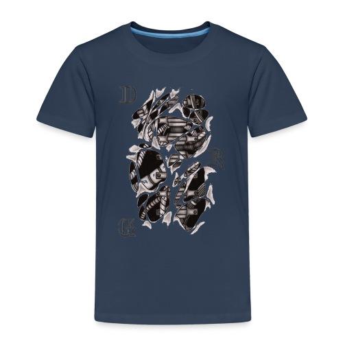DRAGSTER WEAR - Maglietta Premium per bambini
