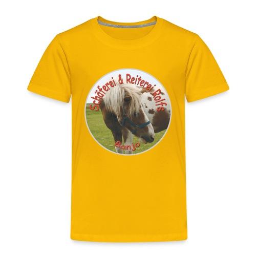 Banjo - Kinder Premium T-Shirt