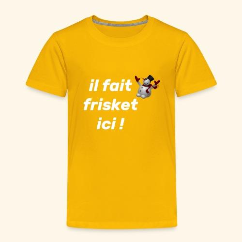 frisket - T-shirt Premium Enfant