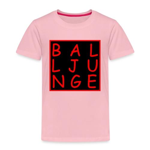 Balljunge - Kinder Premium T-Shirt