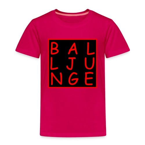 Balljunge - Kinder Premium T-Shirt