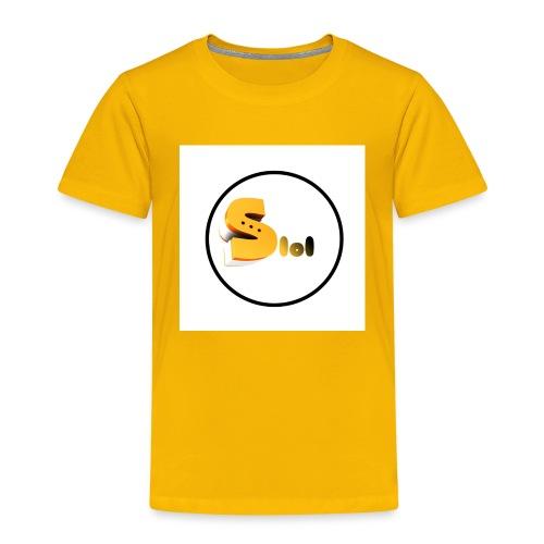 SLOL LOGO - Kinder Premium T-Shirt