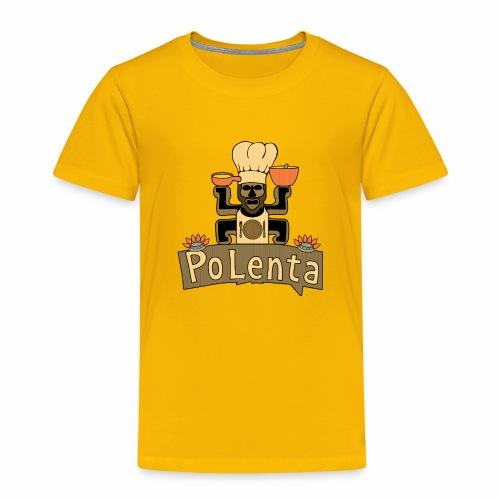 PO-LENTA - Jeux de Mots - Francois Ville - T-shirt Premium Enfant