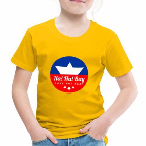 Ha! Ha! - Kinderen Premium T-shirt