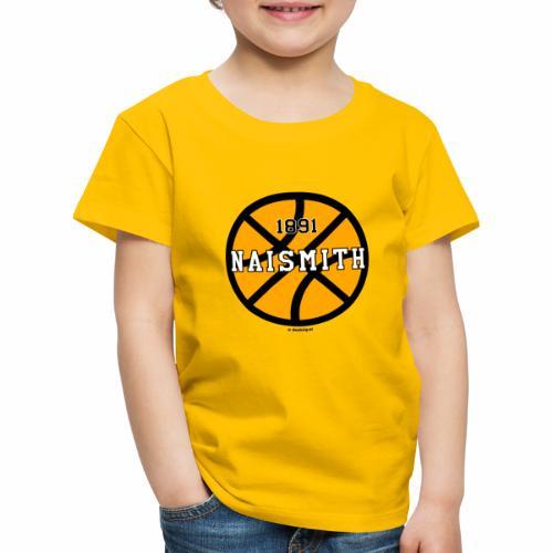 Naismith - Kinderen Premium T-shirt
