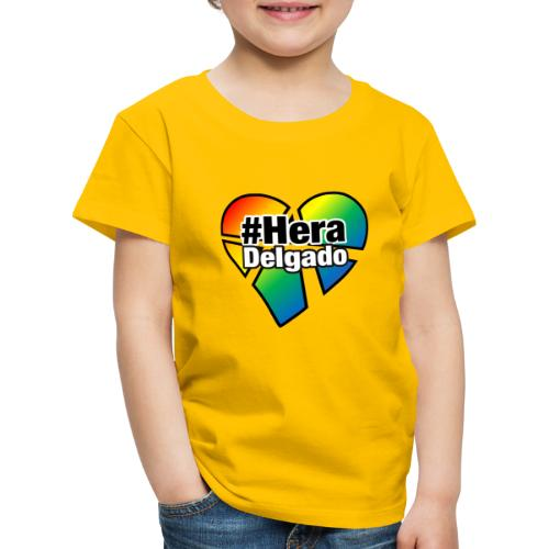 #HeraDelgado - Kinder Premium T-Shirt