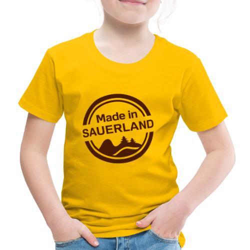 Sauerland-Made - Kinder Premium T-Shirt