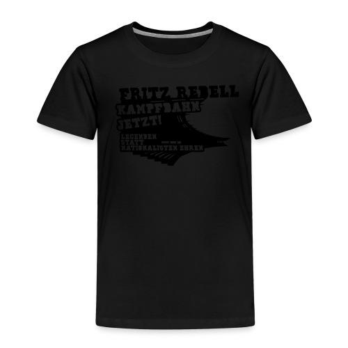 Fritz Rebell Kampfbahn - Kinder Premium T-Shirt