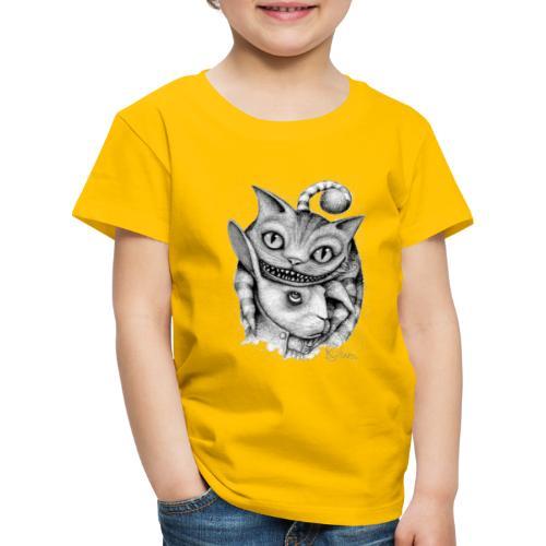 Stregatto & Bianconiglio - Maglietta Premium per bambini