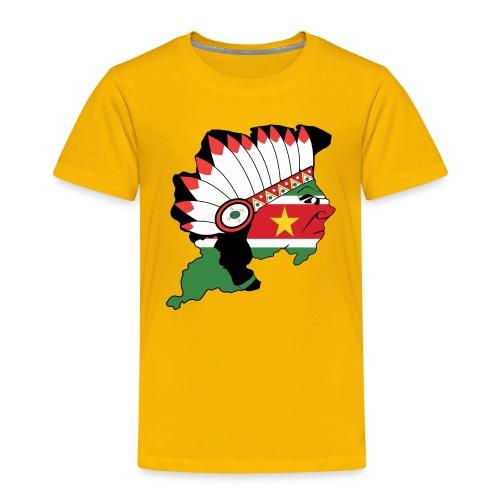 Suriname - Kinderen Premium T-shirt