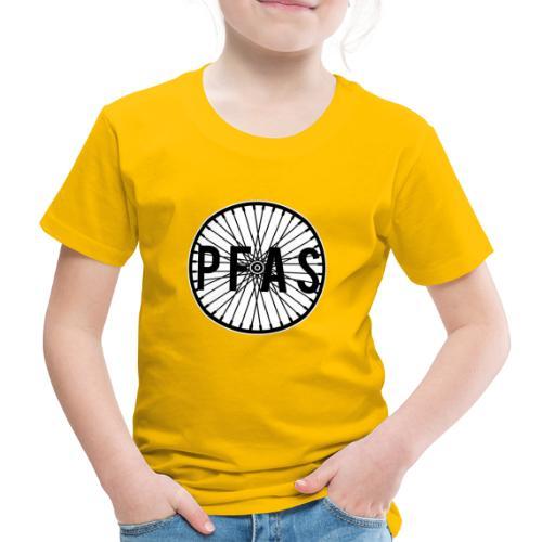 logo PFAS - Maglietta Premium per bambini