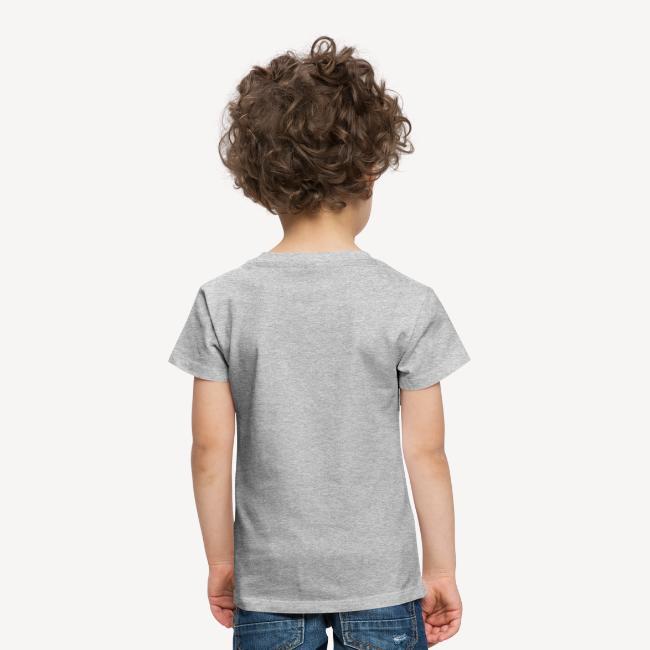 KID'S T-SHIRT - JESUS LOVES YOU