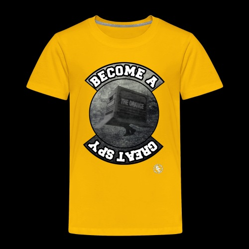 scu shirt mgs logo png - T-shirt Premium Enfant