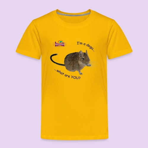 Degu What? NBG - Kids' Premium T-Shirt