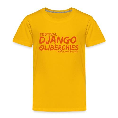 Django2019 - T-shirt Premium Enfant