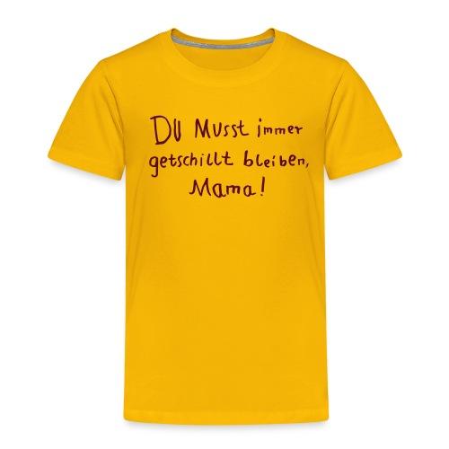 gestsch m - Kinder Premium T-Shirt