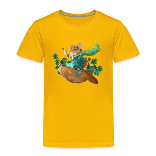 Glücksmaus - Kinder Premium T-Shirt