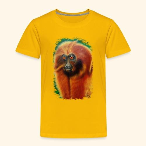 loewenaeffchen png - Kinder Premium T-Shirt