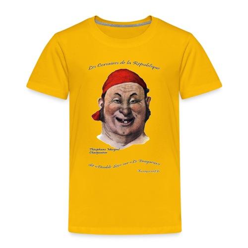 théophane maigrel BLANC - T-shirt Premium Enfant