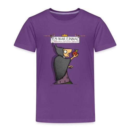 ES WAR EINMAL Hexe - Kinder Premium T-Shirt