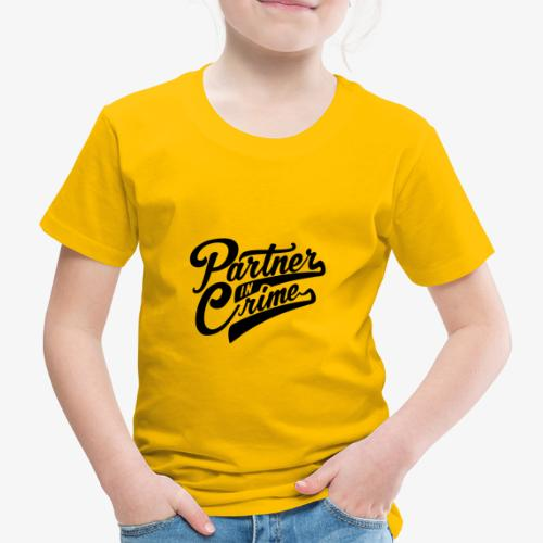 Partner In Crime - T-shirt Premium Enfant