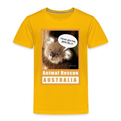 Thank You Koala - Spendenaktion Australien - Kinder Premium T-Shirt