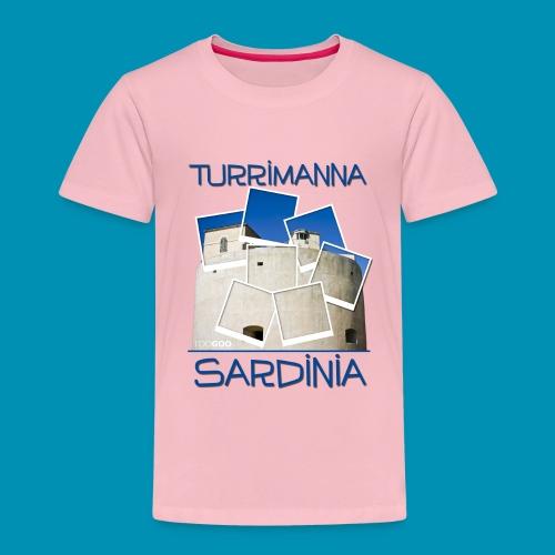 Torregrande polaroid 2015 png - Maglietta Premium per bambini