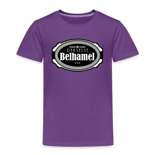 Dekselse belhamel - Kinderen Premium T-shirt