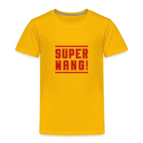LOGO TRANSPARENT NEU PNG - Kinder Premium T-Shirt