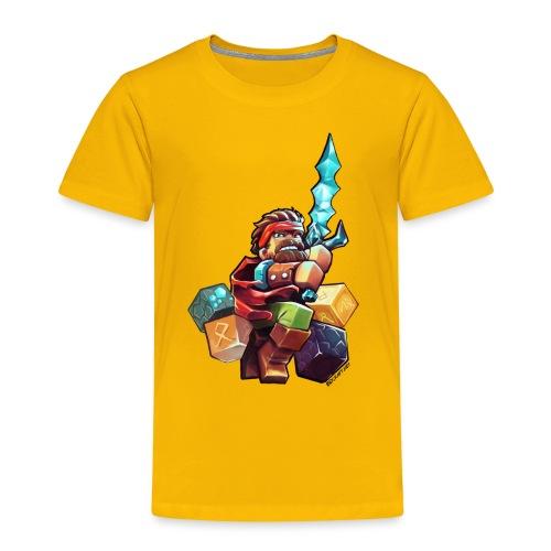 BDcraft Hero - Kids' Premium T-Shirt