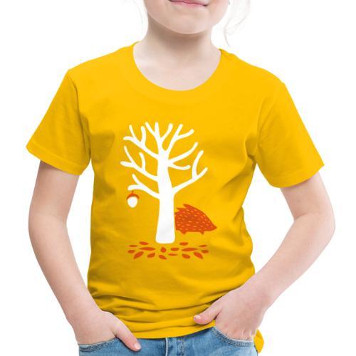 Automne - T-shirt Premium Enfant