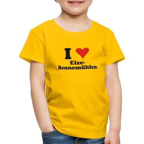 ILoveElzeBennemühlen - Kinder Premium T-Shirt