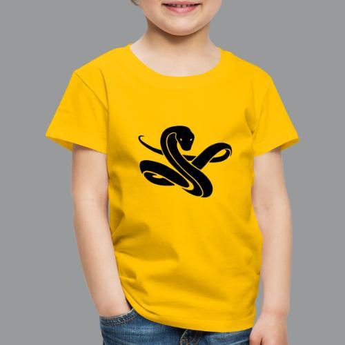 ssssnnnnaaaaaakkkeee - Kinderen Premium T-shirt