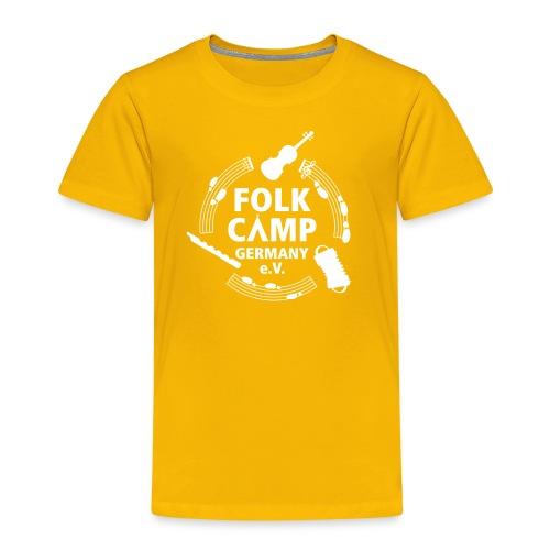 FCG Logo - Kinder Premium T-Shirt