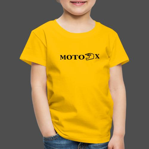 moto x - Koszulka dziecięca Premium