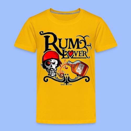 Rum lover - T-shirt Premium Enfant