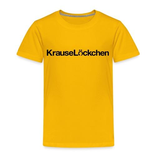 krauseloeckchen - Kinder Premium T-Shirt