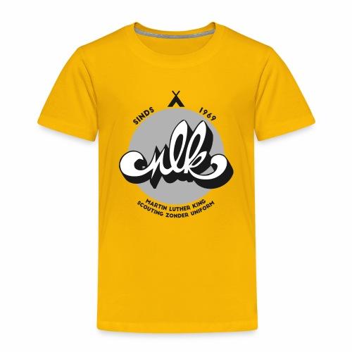 MLK Scouting 50 jaar - Kinderen Premium T-shirt