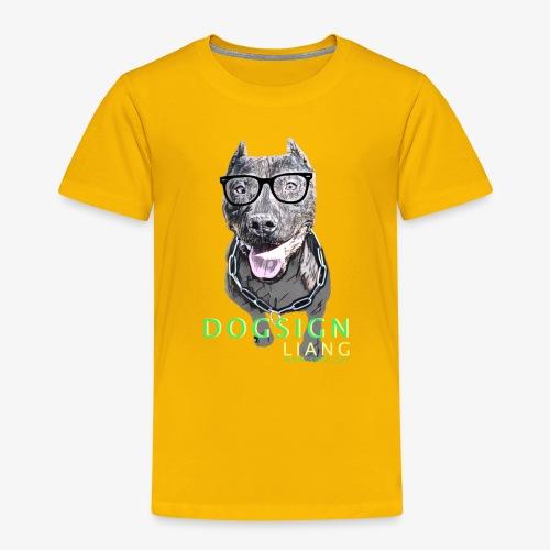 Liang - Camiseta premium niño