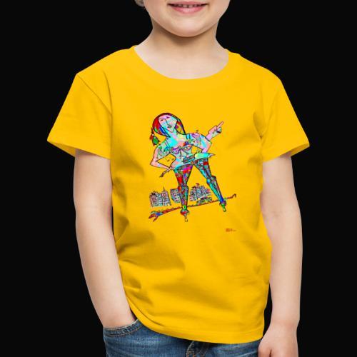 Wormstreet - Kinder Premium T-Shirt