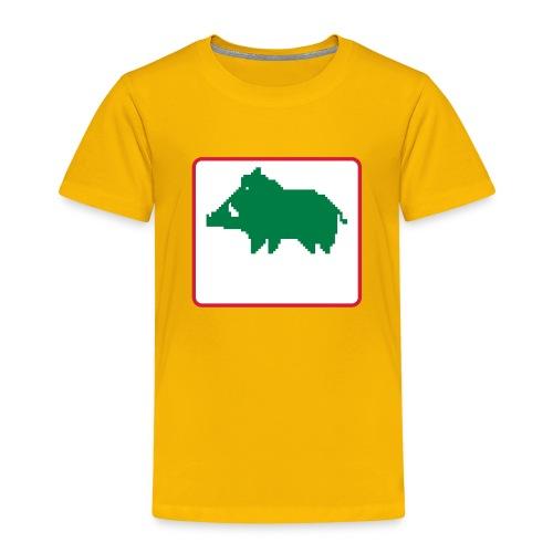 une ardeur d avance logo fond blanc - T-shirt Premium Enfant