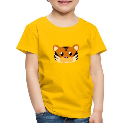 Tiger »Tom« - Kids' Premium T-Shirt