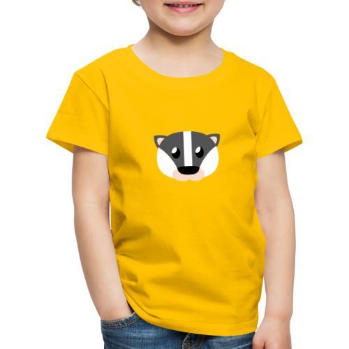 Dachs »Didi« - Kids' Premium T-Shirt