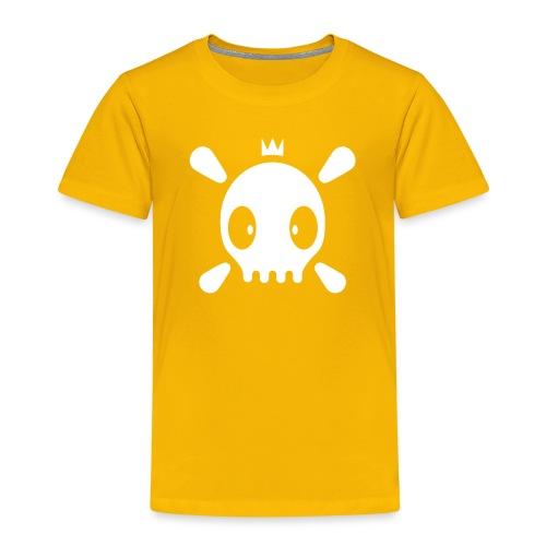 Henri the skull - Kinder Premium T-Shirt