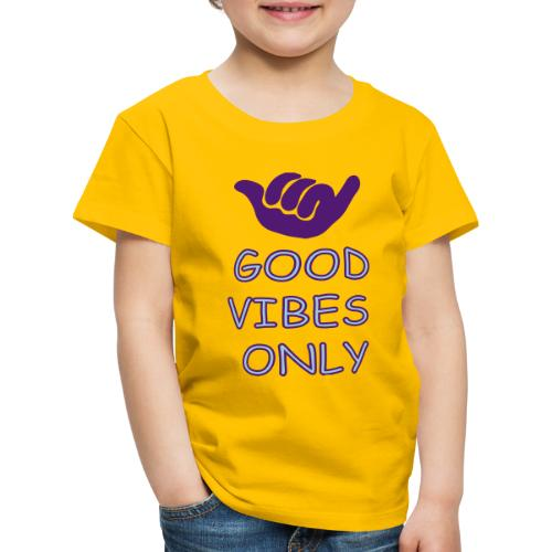 Chill-relax-be kind - Kinder Premium T-Shirt